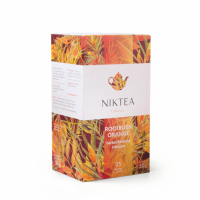 Niktea Rooibush Orange Ройбуш Оранж, 25*2