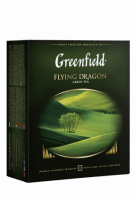Чай Greenfield Flying Dragon зеленый, 2*100